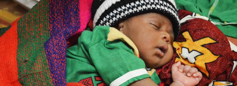 Säkrare förlossningar för mammor och barn