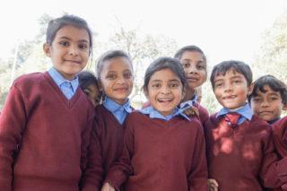 Skola för en utsatt minoritet