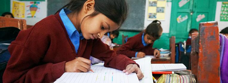 Grundskola för en förtryckt minoritet
