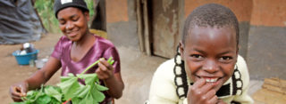 Ny familj ger barnen hopp