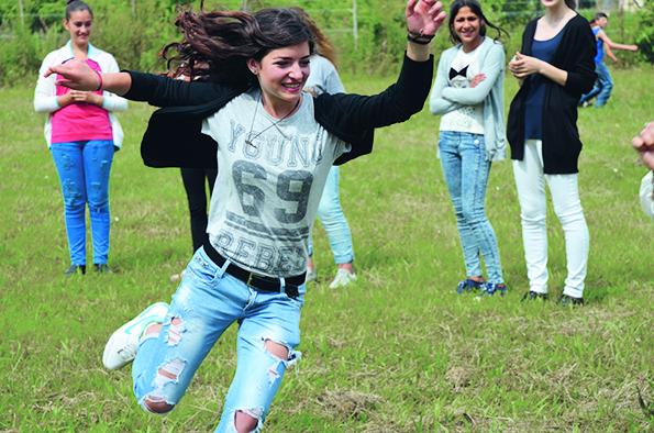 Skolprojekt förändrar framtiden för tiggarnas barn