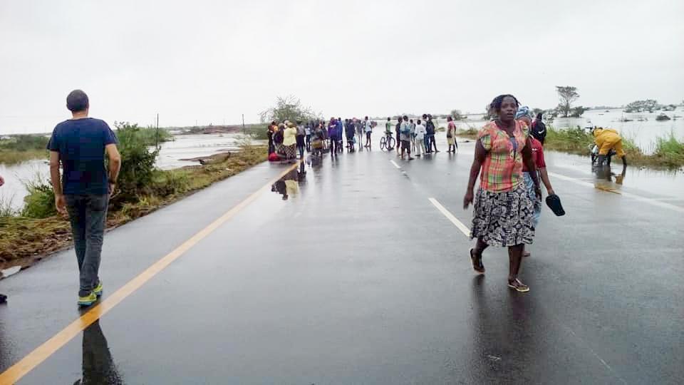 Missionsarbetare rapporterar från Moçambique