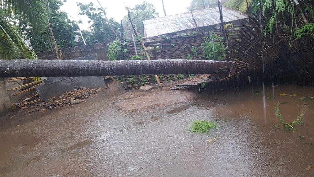 Ny cyklon försvårar läget i sydöstra Afrika