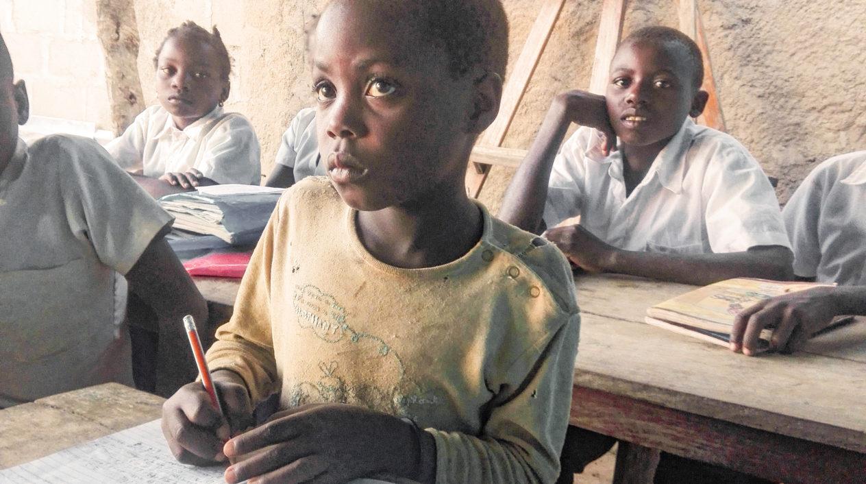 Nova vida hjälper barn att klara av skolan