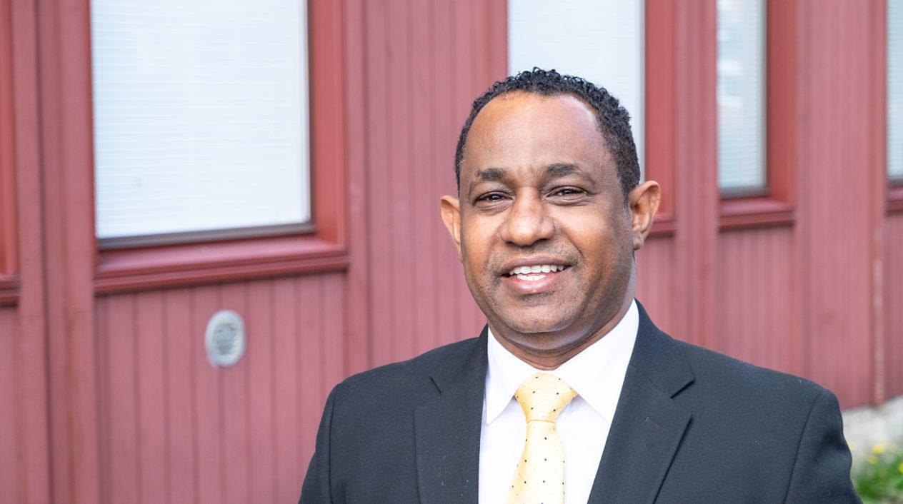Yohannes vill nå eritreaner i Göteborg