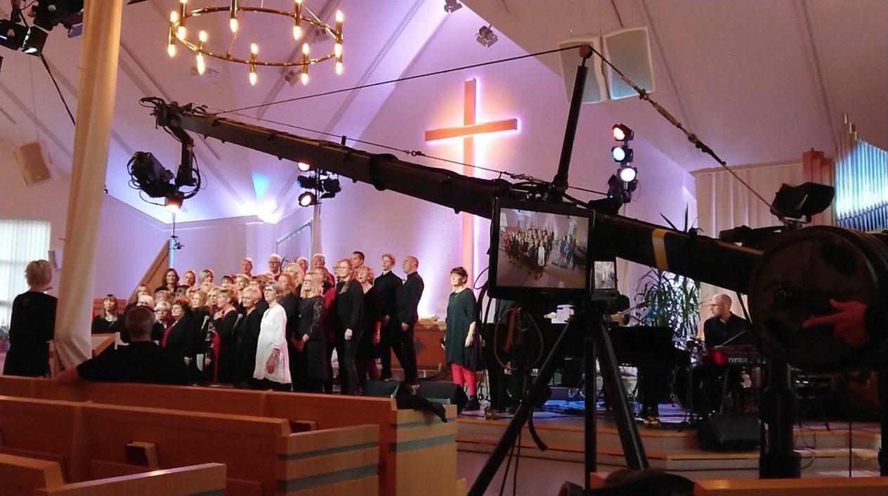 Ekumeniska gudstjänster från Bankeryds Missionskyrka