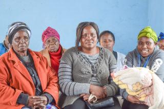Stödgrupper för hiv-smittade